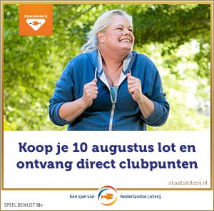 Loten kopen 10 augustus